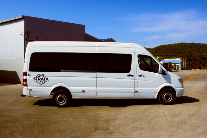 Mercedes Sprinter White